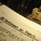Aula de canto e guitarra jazz