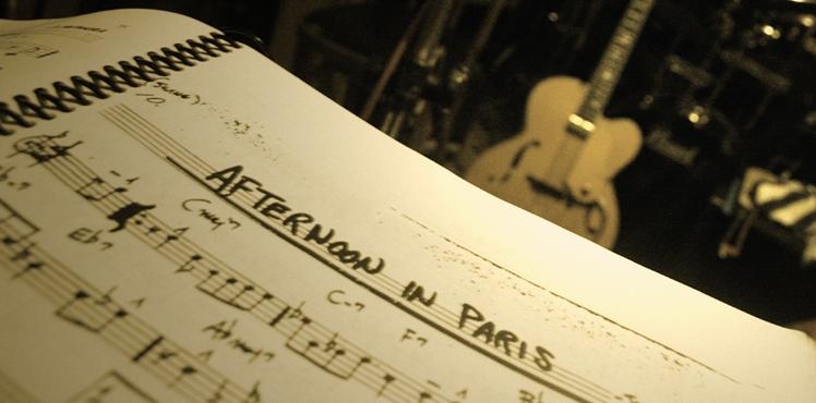 aulas de canto e guitarra jazz com Ricardo Baldacci