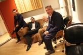 Konrad, Ricardo, Bucky e Martin