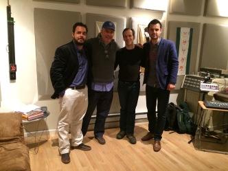 Ricardo, Martin, Bill Moss e Konrad