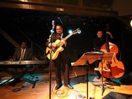 Ricardo Baldacci Trio no Rio Verde, por Rodrigo Lopes, 2013