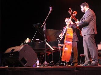 Dia Internacional do Jazz em Santos, com Billy Magno, Ricardo Ramos e Ricardo Baldacci, por Emilene Miossi, 2015