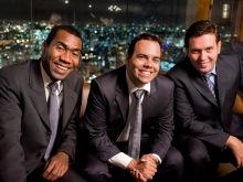 Hercules Gomes, Ricardo Baldacci e Ricardo Ramos por Roger Sassaki, 2012