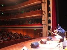 Ricardo Baldacci Trio, Paraguai, 2012