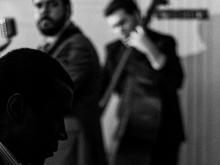 Ricardo Baldacci Trio com Hercules Gomes e Ricardo Ramos na Central das Artes em 2013, por Renata Briotto