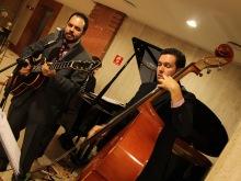 Ricardo Baldacci Trio no L'Hotel em 2014, por Emilene Miossi