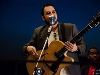 Ricardo Baldacci em Paranapiacaba, por Edi Fortini, 2013